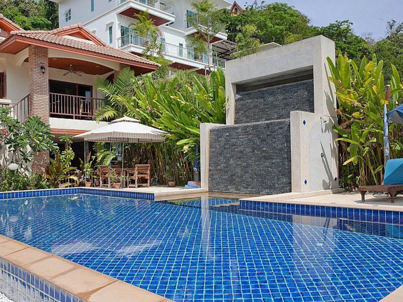บ้านพักภูเก็ตมีสระว่ายน้ำส่วนตัว 4-6 คน