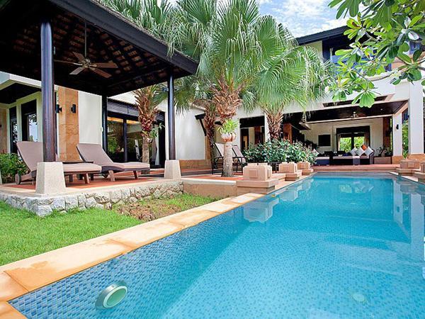 บ้านพักภูเก็ตมีสระว่ายน้ำส่วนตัว 8-10 คน